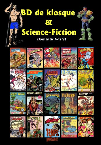 BD de kiosque & Science-Fiction